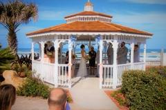 Gazebo Wedding, Ormond Beach, FL