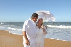 Flagler-Beach-Wedding-Parasol