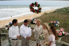 Flagler-Beach-Wedding-on-Dune-Walkover-scaled