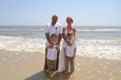 4th of July Wedding, Palm Coast