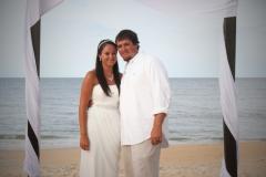 MalaCompra Beach Wedding, Palm Coast