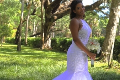 Field of Green Bride, Washington Oaks, Palm Coast
