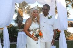 Wedding Ceremony Hammock Beach Resort, Palm Coast