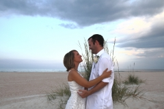 St.-Augustine-Beach-Wedding-Sea-Oats-scaled