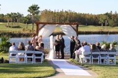 Wedding LPGA International, Daytona Beach, FL
