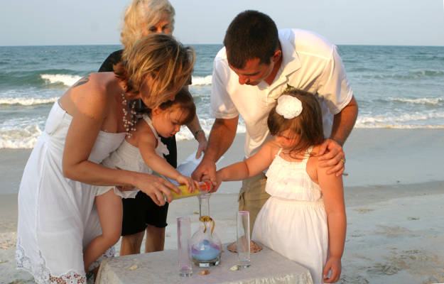 Daytona Beach Wedding