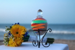 Cinnamon-Beach-Sunflower-Bouquet-scaled