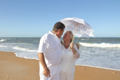Flagler-Beach-Wedding-Parasol