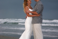 Beach Wedding, Daytona Beach, FL