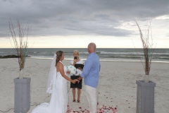 Marineland Beach Wedding