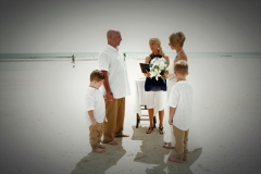 Beach Wedding July 4th, Palm Coast