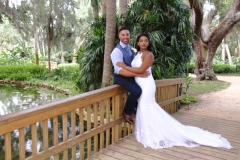 Washington Oaks Wedding, Palm Coast