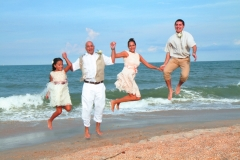 Jumping-Wedding-Party-St.-Augustine-scaled
