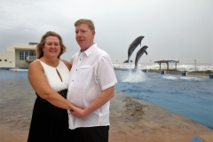 Wedding Marineland Dolphin Adventure, FL
