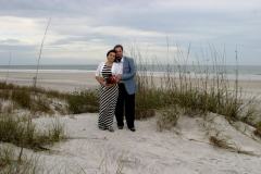 St.-Augustine-Beach-Dunes-Wedding-scaled