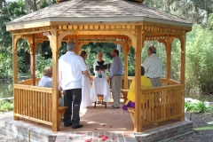 Washington Oaks Gazebo Wedding, Palm Coast