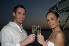 Wedding-Cruise-Champagne-Toast-scaled